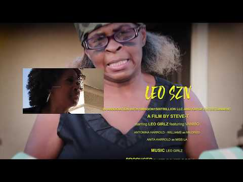 LEO GIRLZ - LEO SZN ft Vanibo [OFFICIAL MUSIC VIDEO]