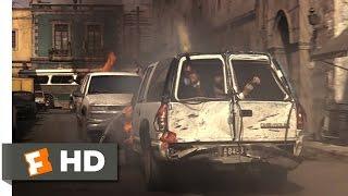 Clear and Present Danger (3/9) Movie CLIP - Motorcade Ambush (1994) HD