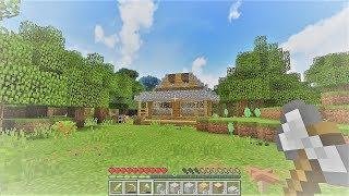 Minecraft Sinh Tồn Elysium #3: Bắt Đầu Hành Trình Trở Thành Pháp Sư