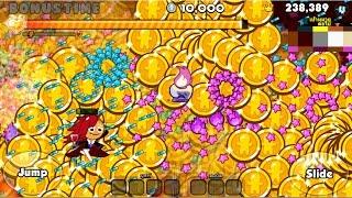 สอนโกงเงินคุ๊กกี้รัน Cookie Run Hack Coins ล่าสุด !