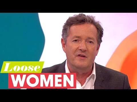 Piers Morgan On Interviewing Female Murderers | Loose Women