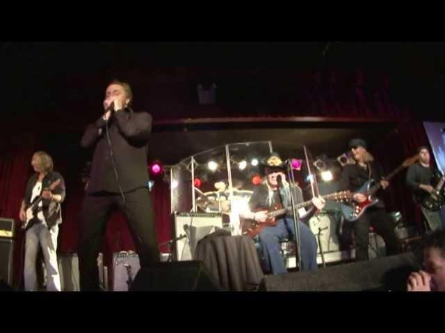 Johnny Winter 70th Birthday at B B  Kings Blues Club, NYC 2014