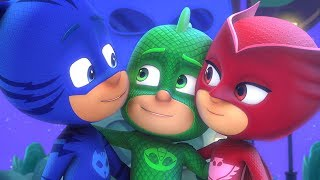 PJ Masks Season 1 ⭐️All Full Episodes ⭐️Gekko Saves Christmas, Luna Dome + | PJ Masks Official