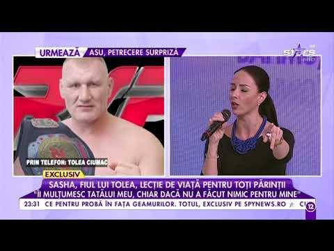 """Tolea Ciumac: """"De zece ani am divorțat de Magda și când o văd mi se ridică părul în cap"""""""