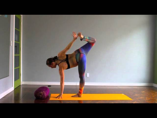 Yoga + Pregnancy Time Lapse - 3, 6, 9 month free flow