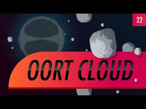 The Oort Cloud: Crash Course Astronomy #25