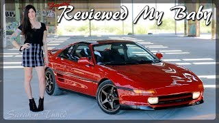 My Home Built Project! // 1991 Toyota MR2 Turbo Review