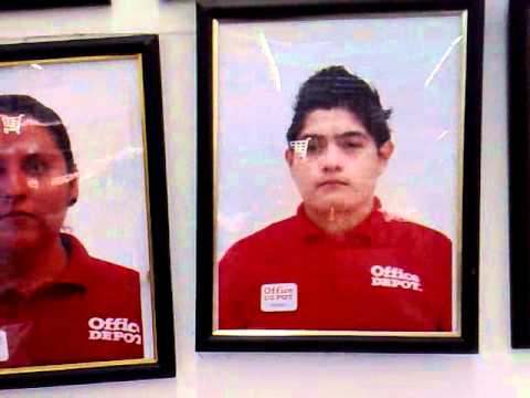 Employee of the month Office Depot - LOL