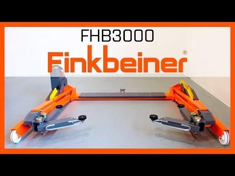 FHB3000 - 3t - Technik, technology, technologie  |  Finkbeiner Lifting Systems