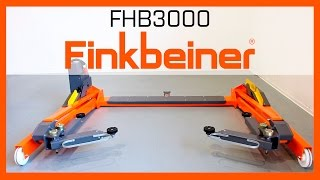 FHB3000 - 3t - Technik, technology, technologie  |  Finkbeiner Lifting Systems
