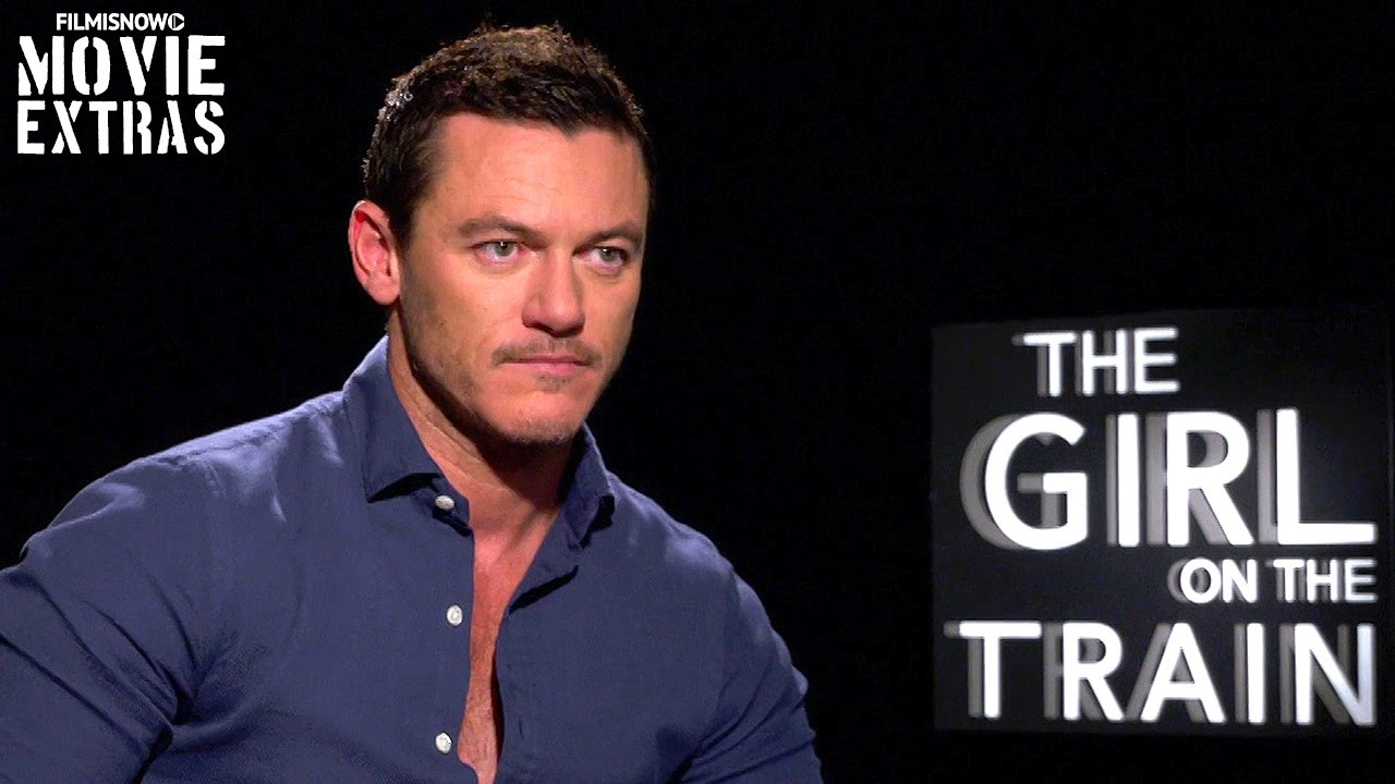 The Girl On The Train (2016) - Luke Evans talks about his experience making the movie