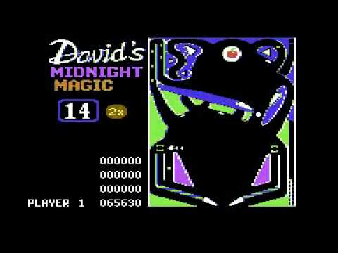 David's Midnight Magic - Commodore 64