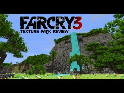 Official FAR CRY 3 Texture Pack: A WhatUpMinecraft Texture Pack Review