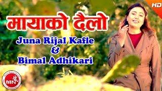 New Nepali Song 2074/2017 | Maya Ko Dailo - Junu Rijal Kafle & Bimal Adhikari