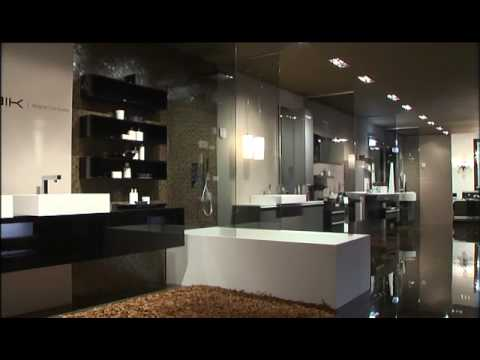 Contemporary bathroom design youtube - Superb italian bathroom designs ...