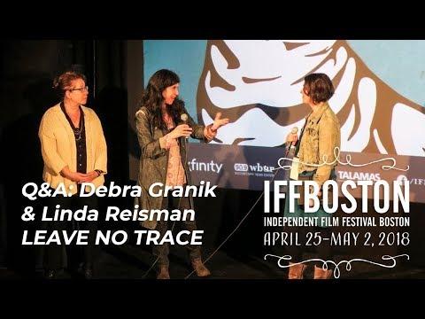 Q&A: Debra Granik & Linda Reisman On LEAVE NO TRACE (IFFBoston 2018)