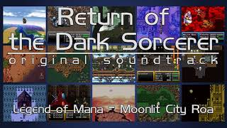 RotDS OST ~ 011 ~ Legend of Mana ~ Moonlit City Roa