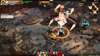 [Tree of Savior] Ranger c3 dex/str vs Boss Tomlord lv 85