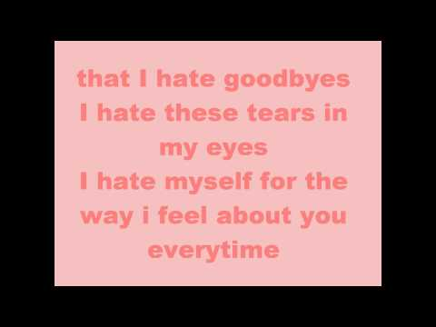 I hate love with Lyrics - Claude Kelly (HD)