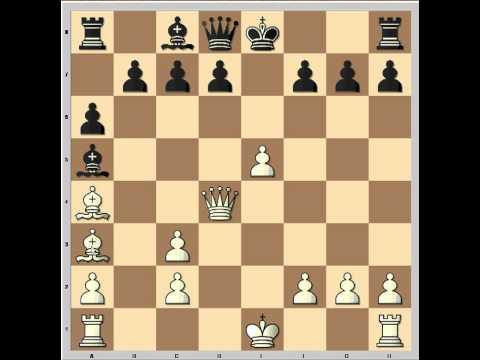 Briliancy by Alekhine