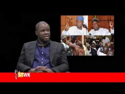 Its time to get rid of Nigeria's Senate - Dr. Peregrino Brimah on Straight Talk with Kadaria 63a