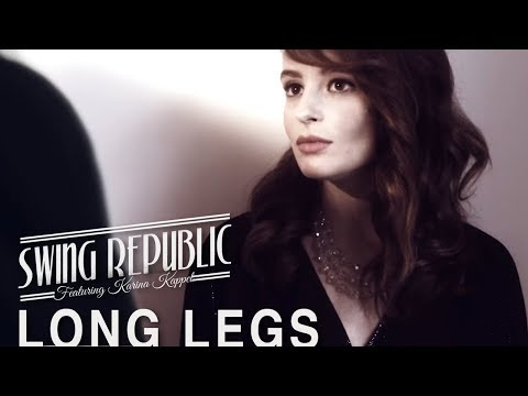 Swing Republic - Long Legs (Official music promo video) - 50s Neo Noir