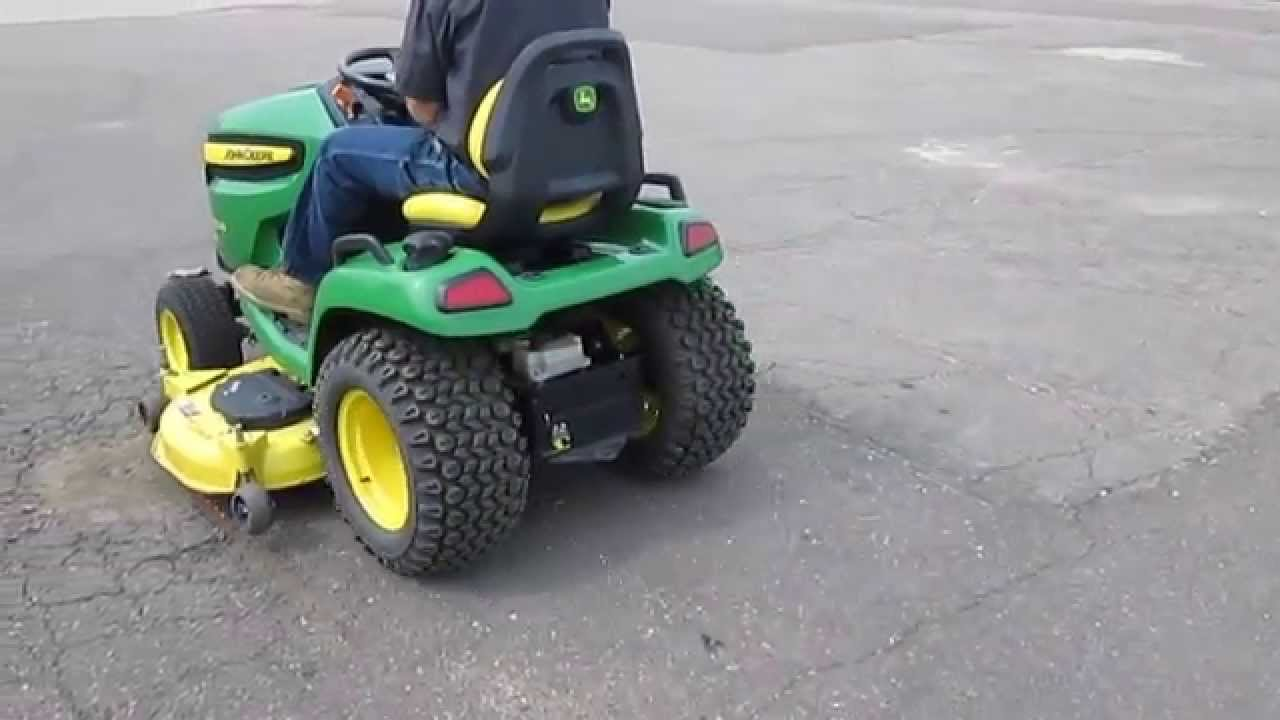 Selection Series Select Series Tractor Lawn