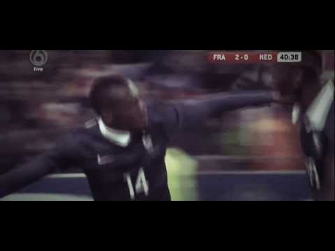 Blaise Matuidi Fantastic Bicycle Kick Goal - France vs Netherlands 2-0 HD