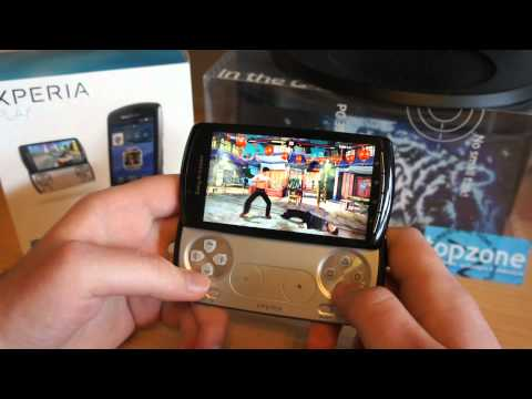 Sony Ericsson Xperia Play review [HD]