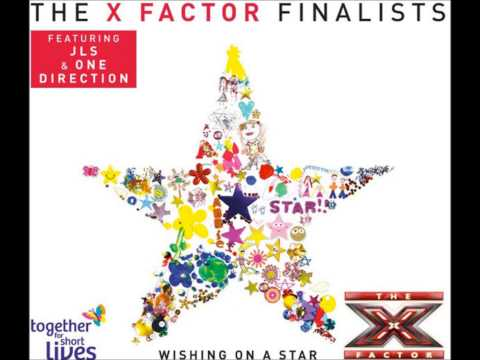 Wishing on a Star- The X Factor Finalists 2011 *Frankie Cocozza included*