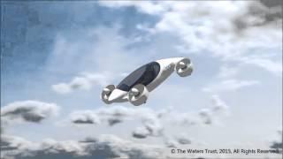 Vision VTOL Quadcopter
