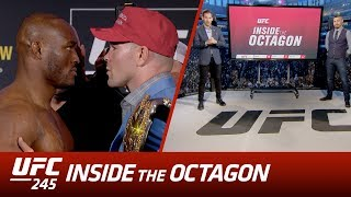 UFC 245: Inside the Octagon - Usman vs Covington