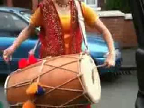 Rude Boy - Rihanna With Punjabi Tadka (uk Dhol Street Mix)  By Beautiful Uk Girl video