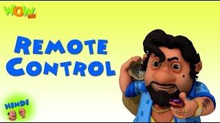 Download Remote Contol - Motu Patlu in Hindi - 3D Animation Cartoon for Kids -As on Nickelodeon 3Gp Mp4