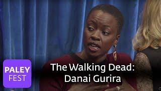 The Walking Dead - Danai Gurira On Michonne's Growth