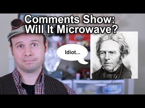 Comments Show: Will It microwave?