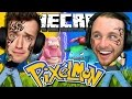 Minecraft | Pokemon | TATTOO CHALLENGE!! +VENUSAUR!!