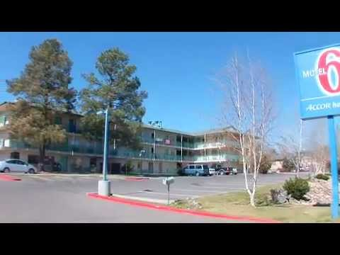 Motel 6 Flagstaff West - Woodland Village Video Tour