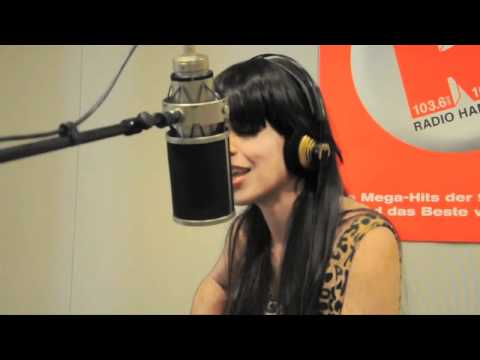 Brooke Fraser - Something in the water (Live bei Radio Hamburg)
