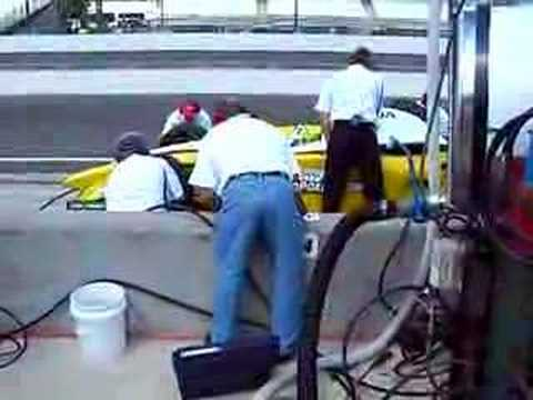 Jaques Lazier Pit Stop Video