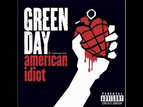 Green Day - Give Me Novoaine