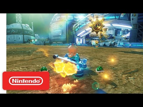 Mario Kart 8 Deluxe Overview Trailer - Nintendo Switch