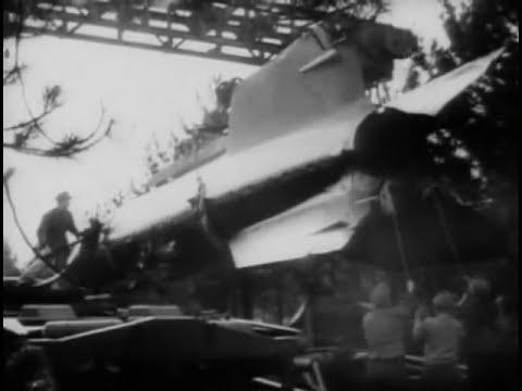 Cohetes, Misiles V1, V2, Katiusha, entre otros. 1 de 2