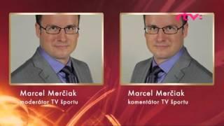 OTO 2015   Moderátor/ka & Komentátor/-ka TV športu
