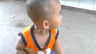 Funny Kungfu kids
