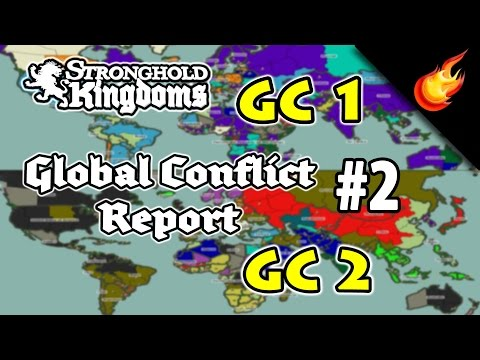 Stronghold Kingdoms : Global Conflict Report #2 : 5/1/2016
