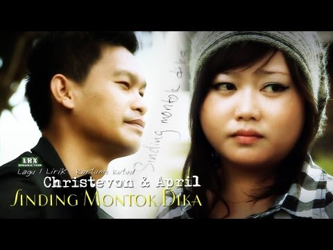 Sinding Montok Dika- Christevon April (lagu Dusun Hit 2013) video