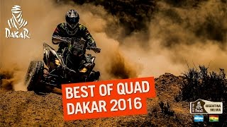 Quad - Best Of Dakar 2016