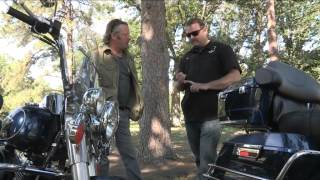 Charley Boorman Talks About EagleRider Motorcycles