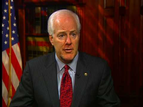 Sen. Cornyn: MVP Act Protects Our Troops' Right To Vote